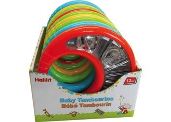 Australia Halilit - Baby Tambourine