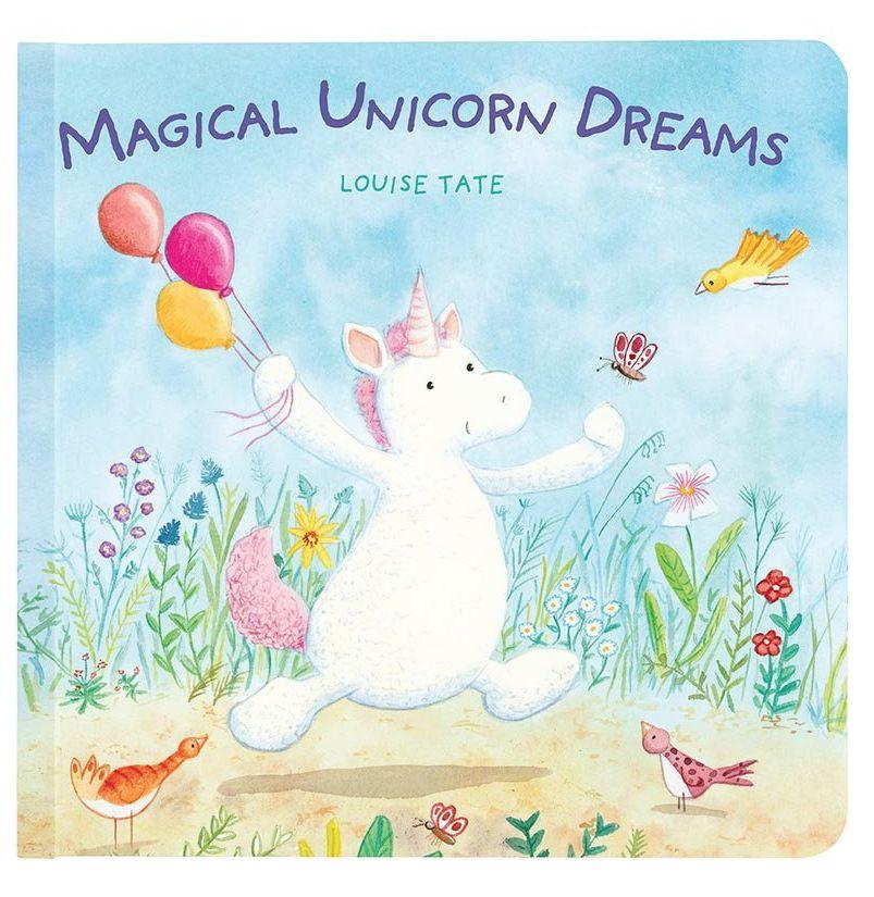 Australia Unicorn Dreams Book