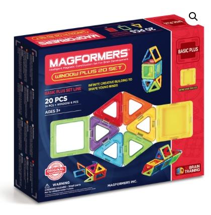 Australia Window Plus 20 Set Magformers