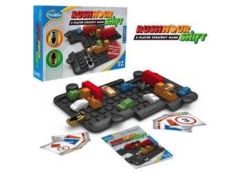 Australia ThinkFun - Rush Hour Shift Game