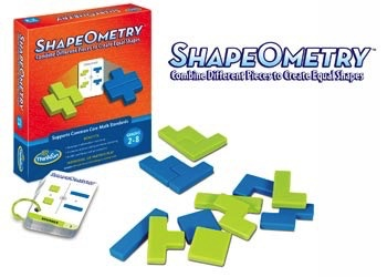 Australia ThinkFun - ShapeOmetry Game