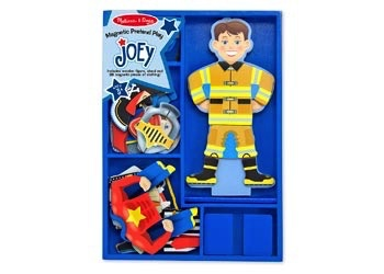 Australia M&D - Joey Magnetic Dress-Up