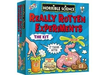Australia Horrible Science - Really Rotten