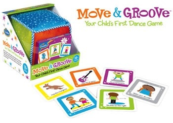 Australia ThinkFun - Move & Groove Game