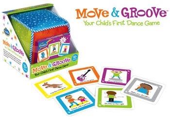 Australia ThinkFun - Move & Groove Game