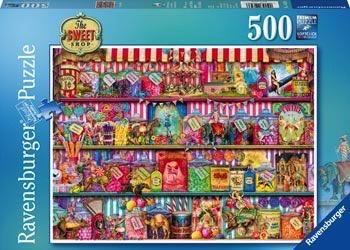 Australia Rburg- The Sweet Shop Puzzle 500pc
