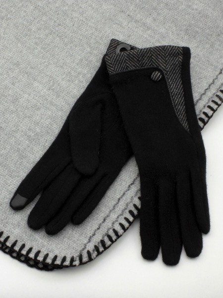 Australia Black Touch Screen Gloves