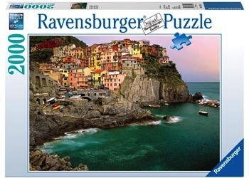 Australia Rburg - Cinque Terre Puzzle 2000pc
