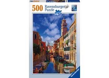 Australia Rburg - Canals of Venice Puzzle 500pc