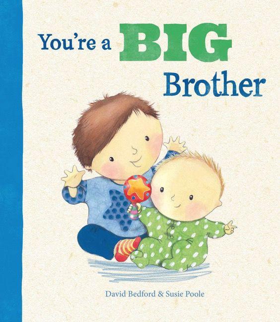Australia BIG BROTHER PICTURE BOOK