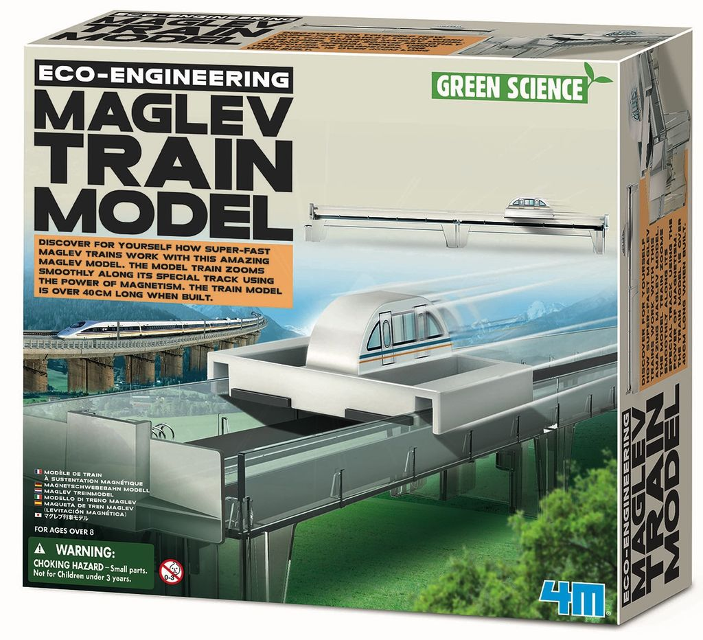 Australia MAGLEV TRAIN MODEL