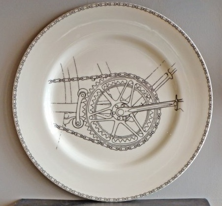 Europe 10' PLATE - Chainset