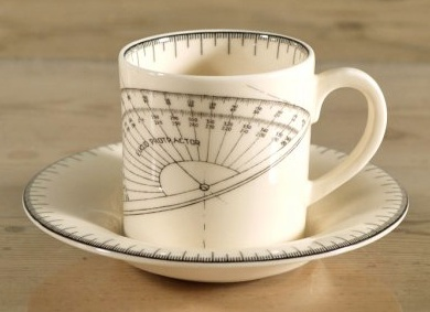 Europe ESPRESSO SET - protractor