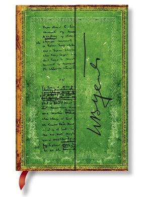Australia Emb, W.B. Yeats, Mini, Lin Paperblanks
