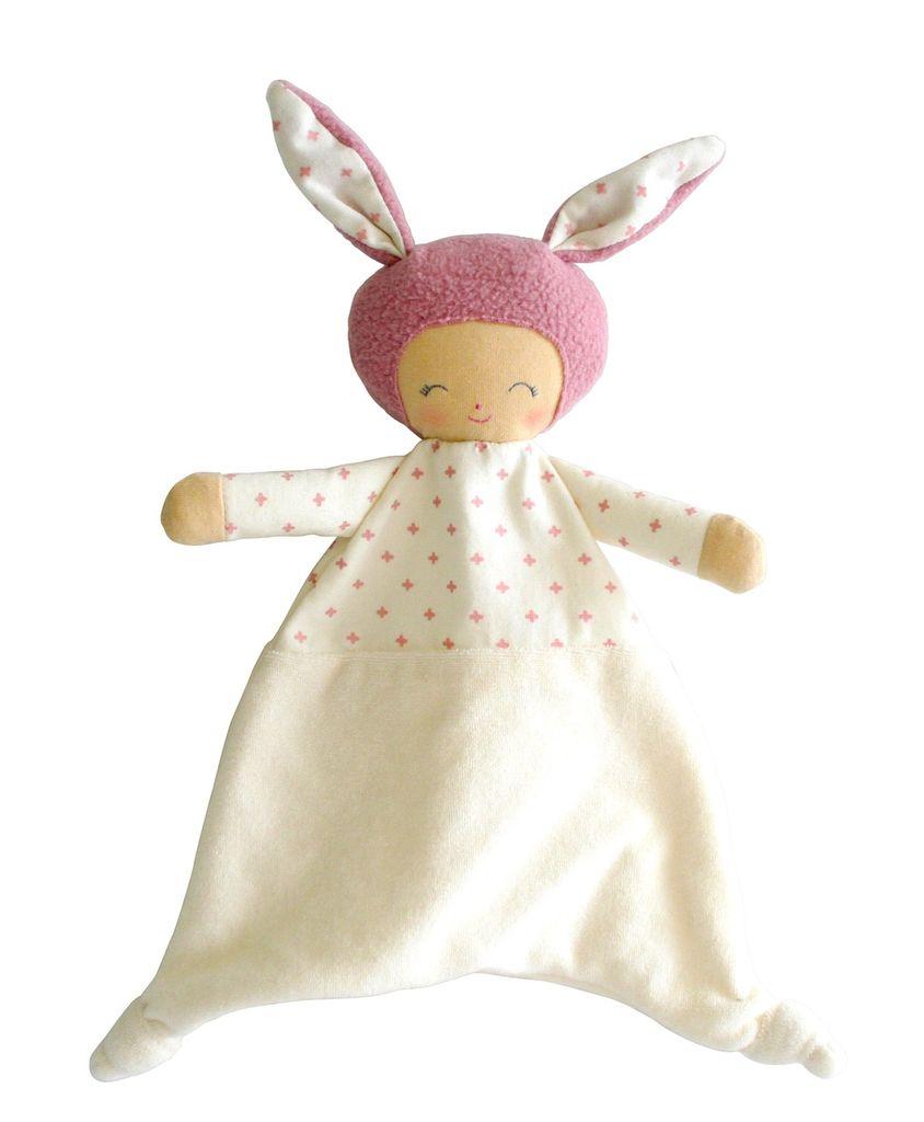 Australia Charlie Comforter Pink