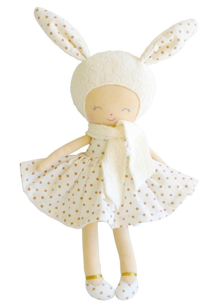 Australia Belle Bunny Girl Gold Spot