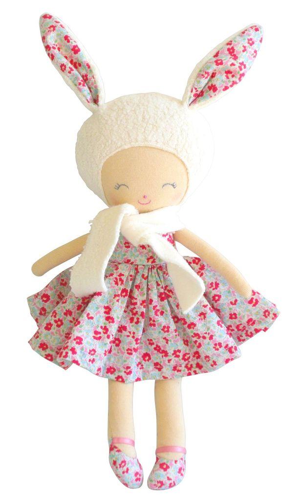 Australia Belle Bunny Girl - Sweet Floral