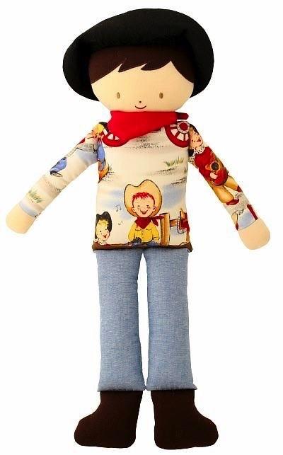 Australia Cowboy Doll (48cm)