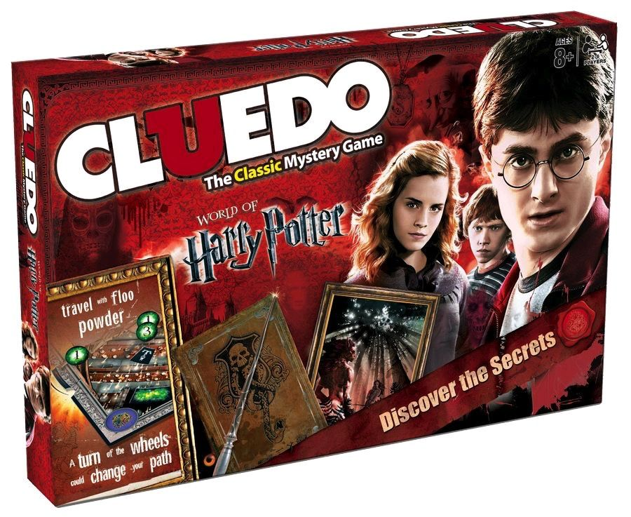 Australia Cluedo - Harry Potter Edition
