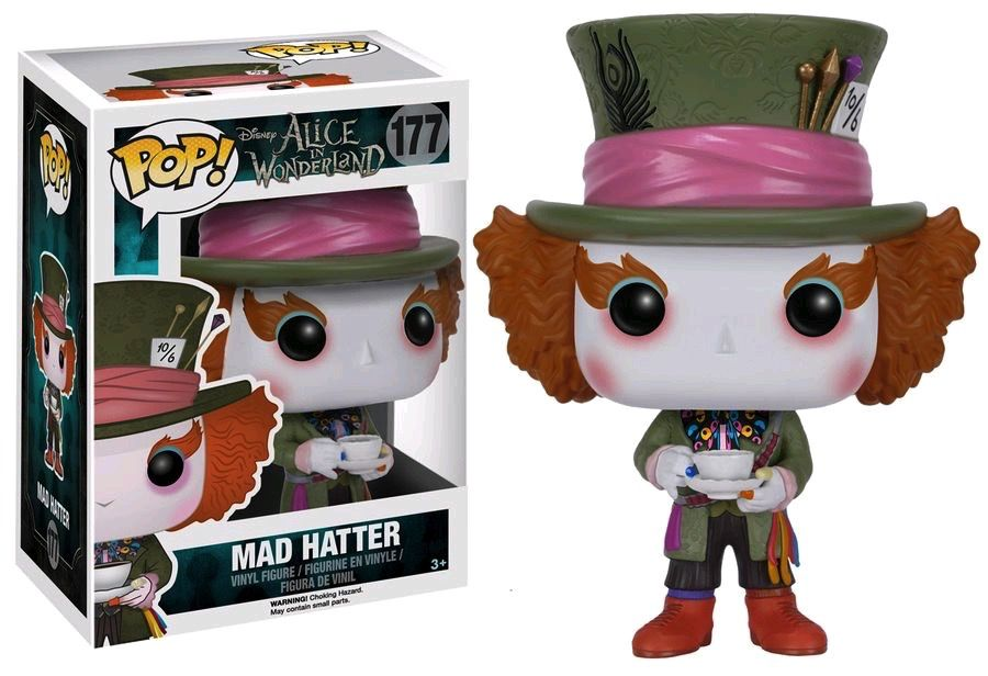 Australia Alice (2010) - Mad Hatter Pop!