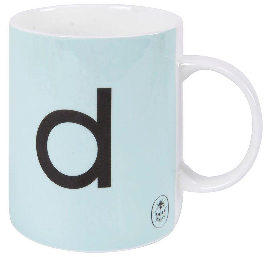 "Australia ""Ladybird Alphabet Mug - Duck"