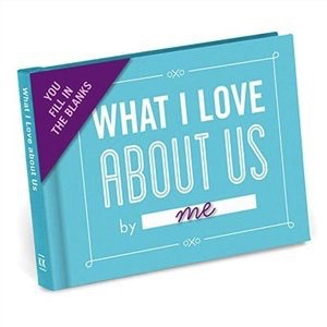 Australia Fill In The Blanks Journal - What I Love About Us
