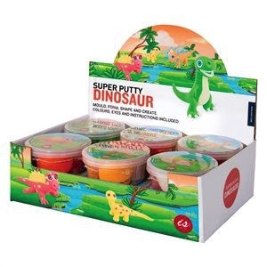 Australia Super Putty - Dinosaurs