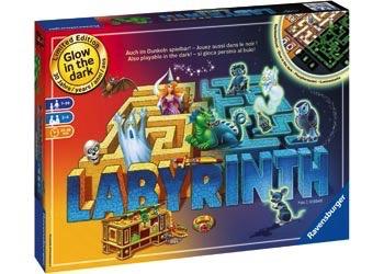 Australia Rburg - Glow in the Dark Labyrinth Game