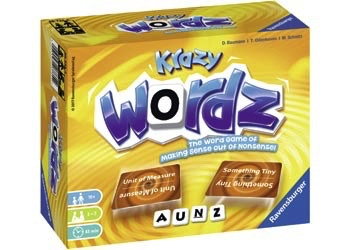 Australia Rburg - Krazy Words Game