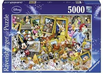 Australia Rburg - Favourite Disney Friends Puzz 5000pc