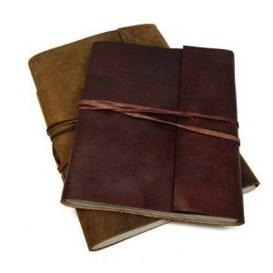 Australia A4 Buffalo Leather Journal