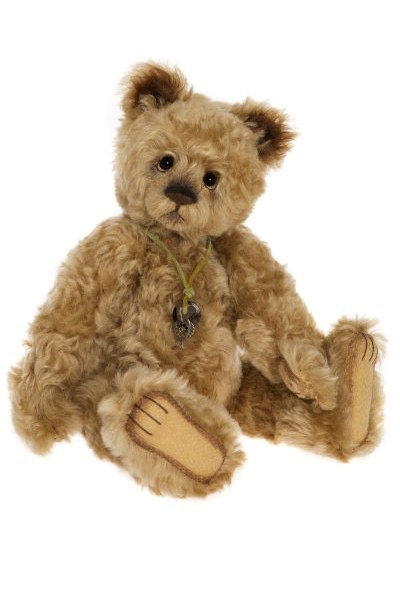 Australia Charlie Bears - Pudgy 2017 Isabelle
