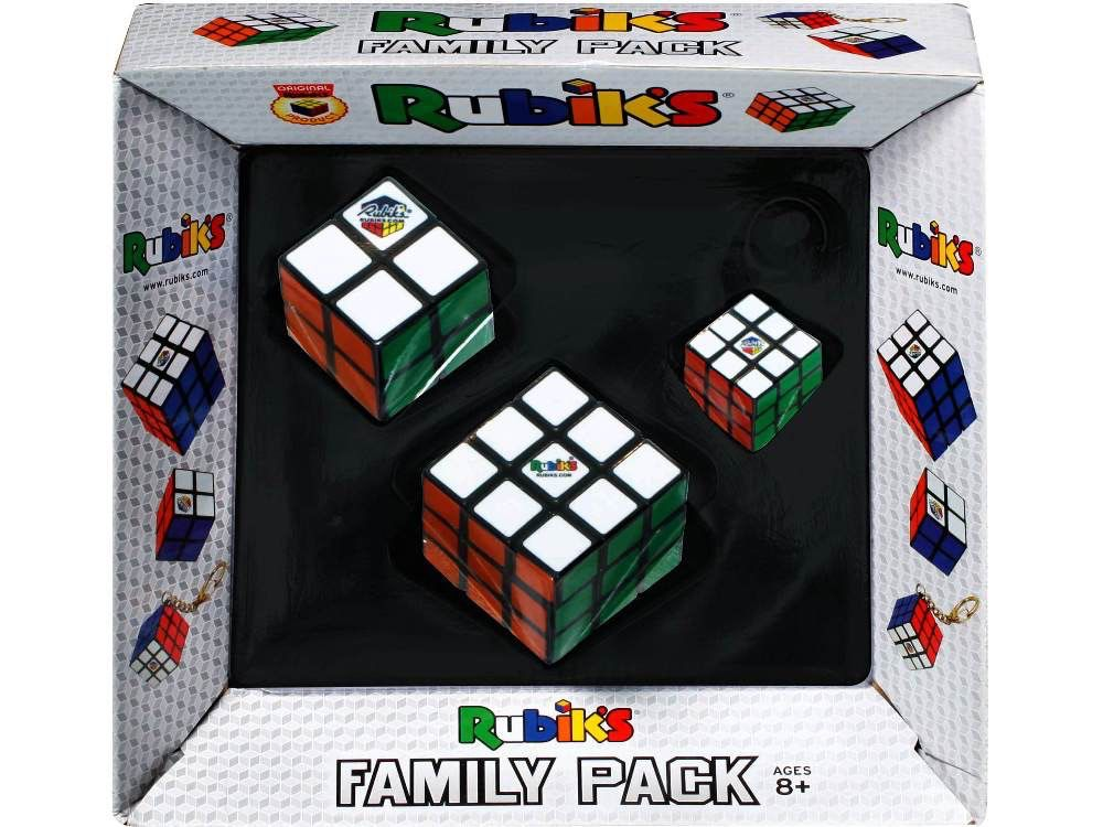 Australia RUBIK'S CUBE FAMILY GIFT SET