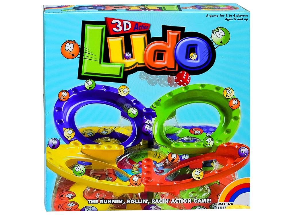 Australia 3D Action Ludo Game