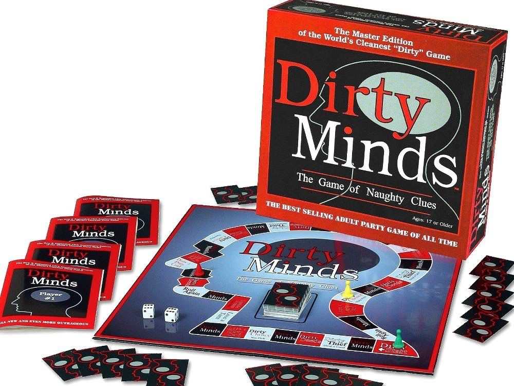 Australia DIRTY MINDS MASTER EDITION