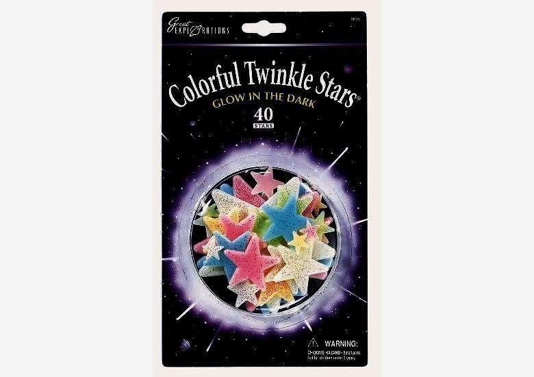 Australia COLOURFUL TWINKLE STARS GLOW
