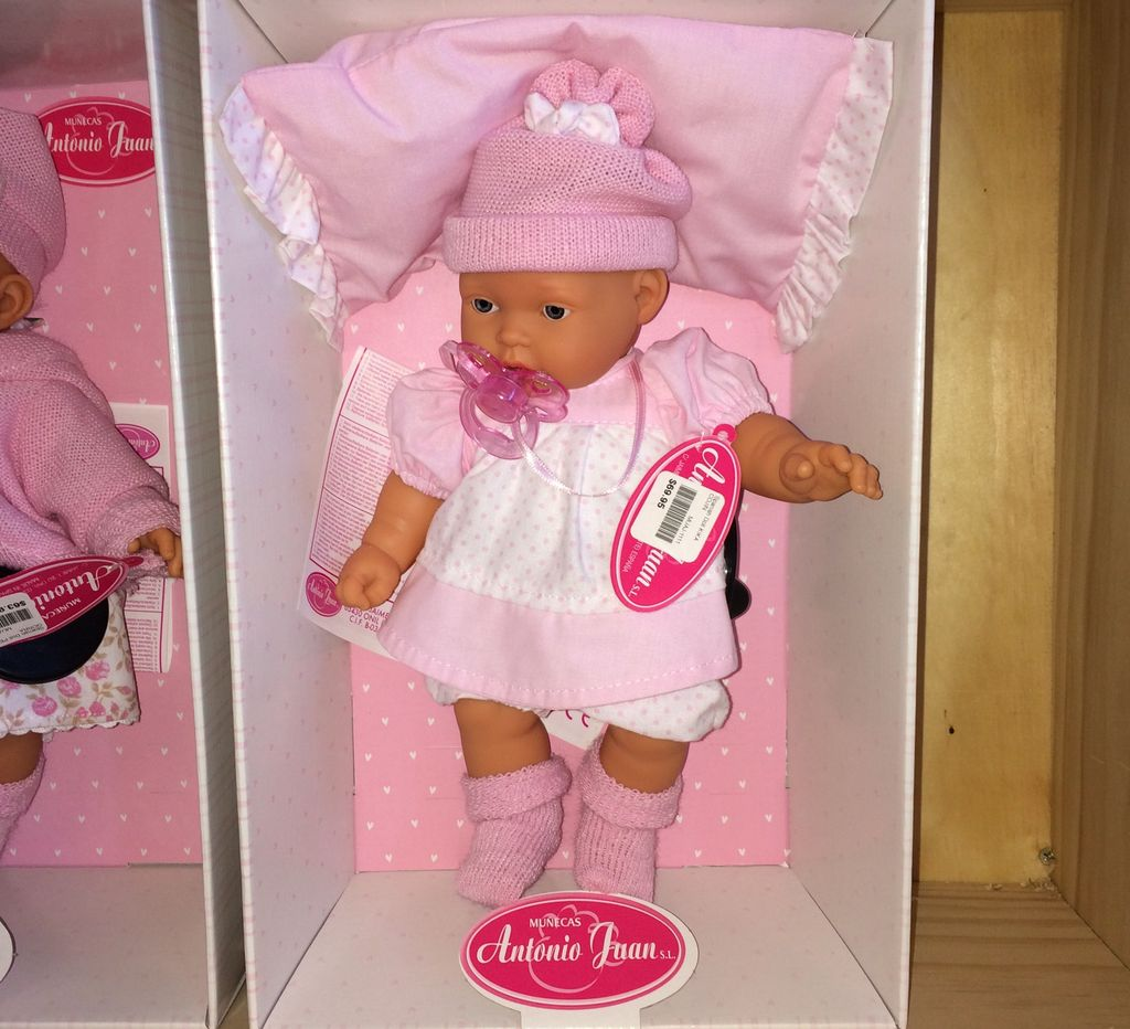 Europe Spanish Doll KIKA COJIN