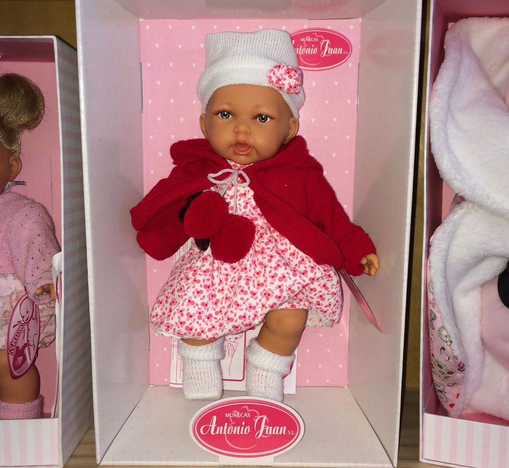 Europe Spanish Doll PETIT GORRA