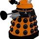 """Australia Dr Who - Titans 6.5"""" Scientist Dalek"""