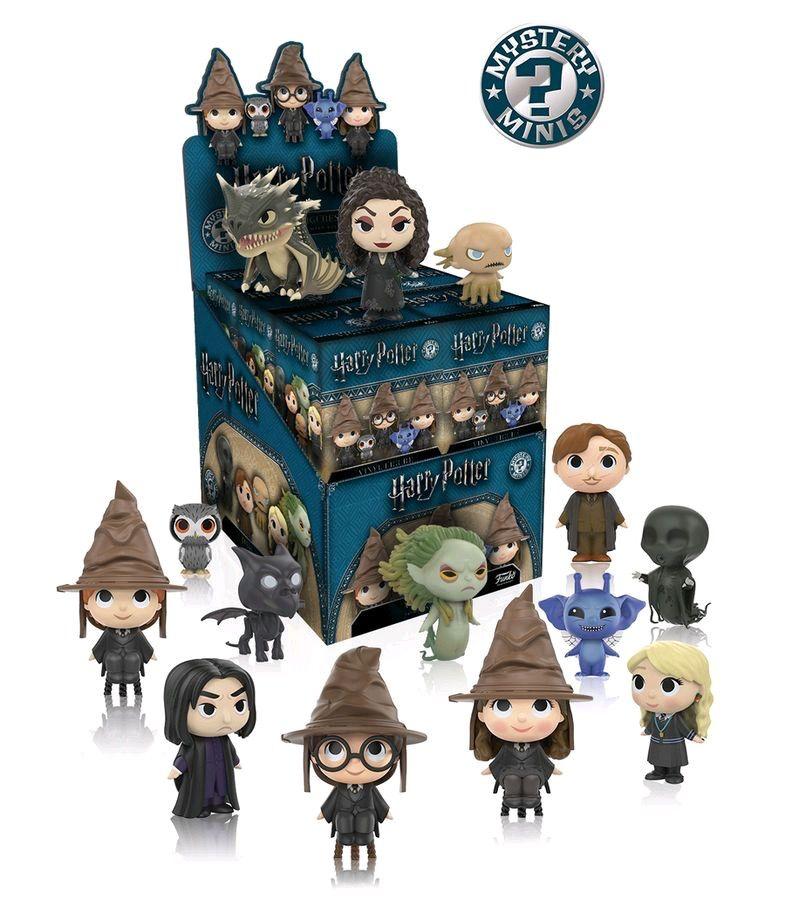 Australia Harry Potter - Mystery Minis s02