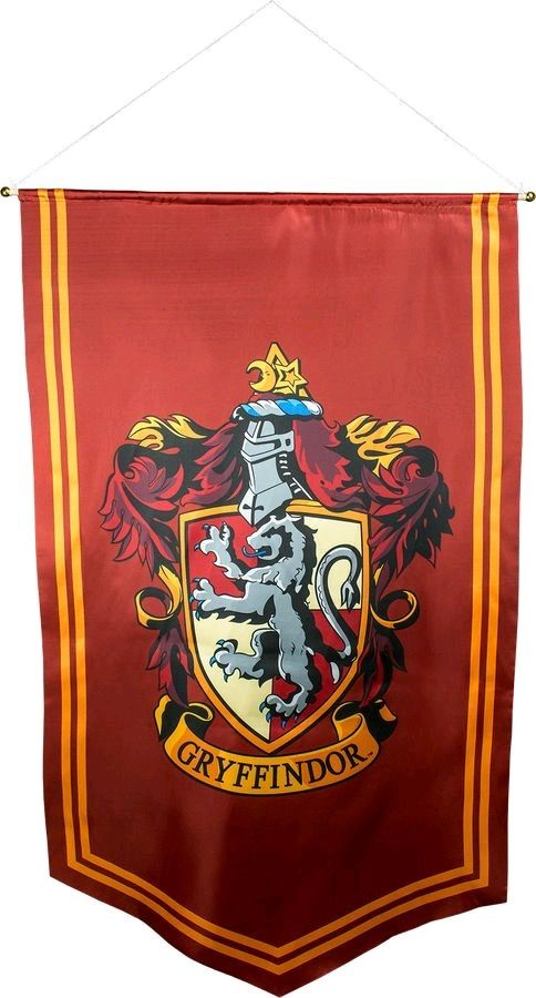Australia Harry Potter - Gryffindor Satin Banner