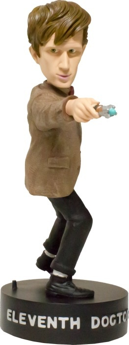Australia Dr Who - 11th Doctor Bobble Head w/ Light