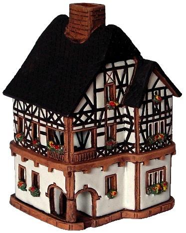 Europe German House Tealight - C 249 ar