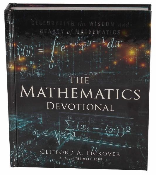 Australia Mathematic Devotional HB$29.99