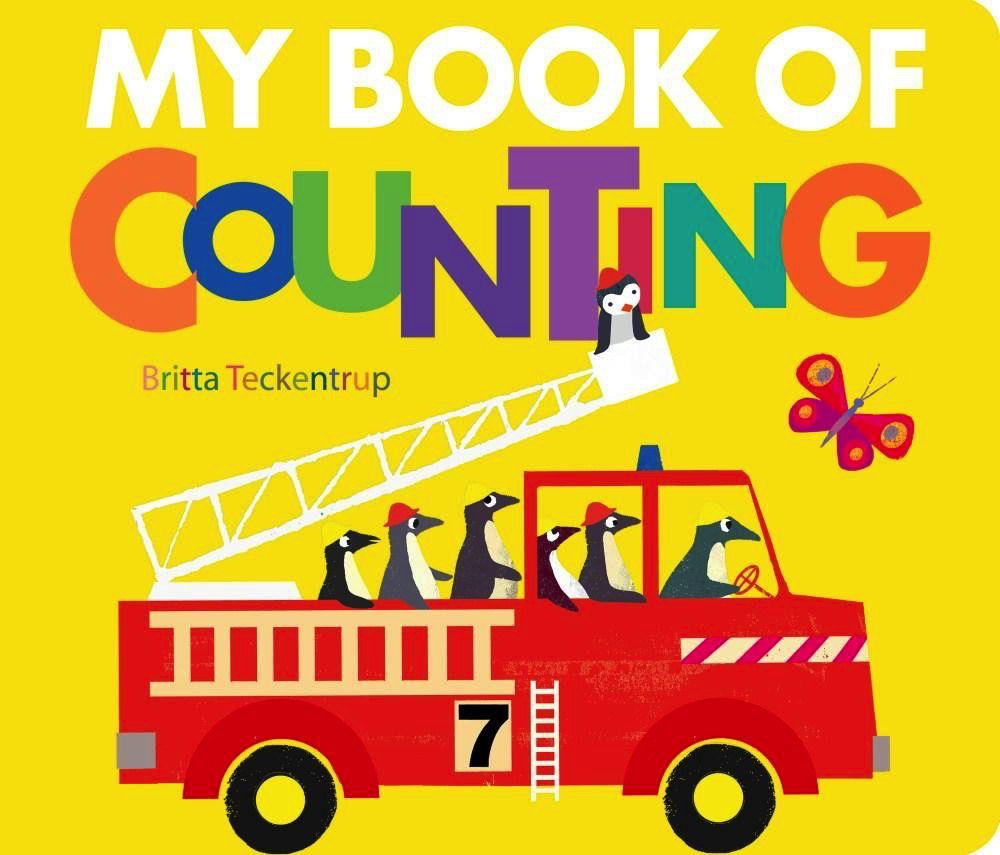 Australia My Book of Counting