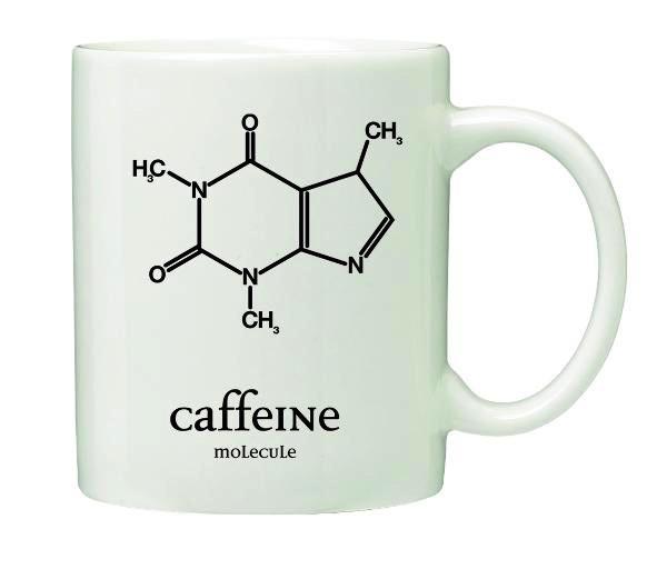 Australia CAFFEINE MUG