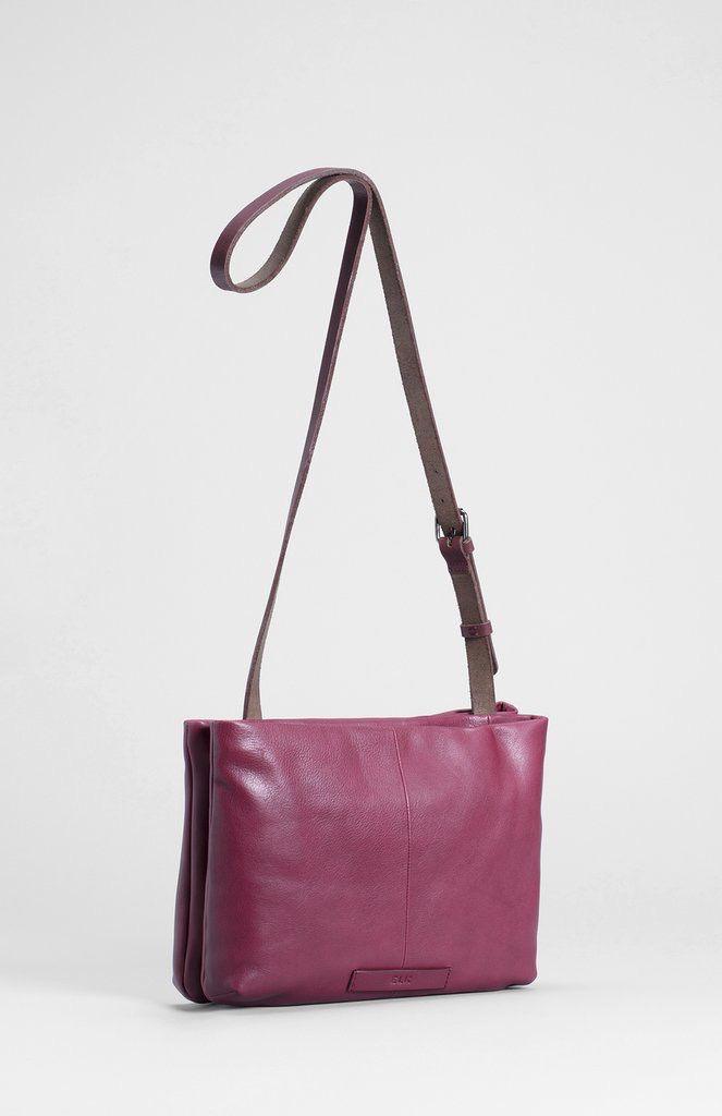 Australia CERISE Gronholt pouch bag