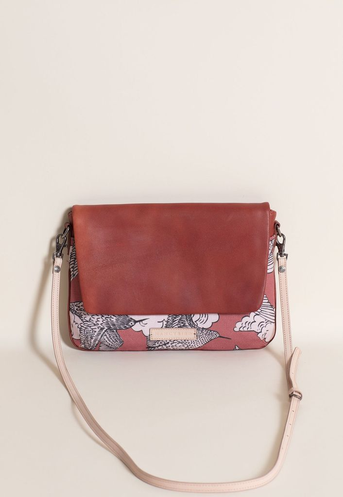 Australia Zephyr Bag - Russet
