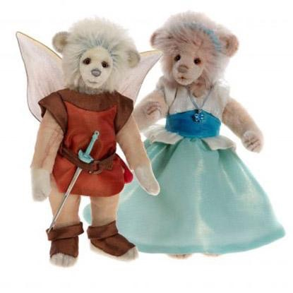 Australia Charlie Bears - Thumbelina and King of the Fairies 2017 Isabelle