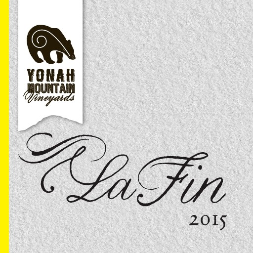 Yonah Mountain Vineyards 2015 La Fin